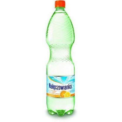 Picture of WODA NALECZOWIANKA 1,5L CYTRYNA-POMARANCZA GAZ PET NESTLE