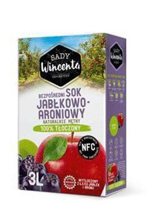Picture of SOK JABLKO-ARONIA NFC 3L SADY WINCENTA
