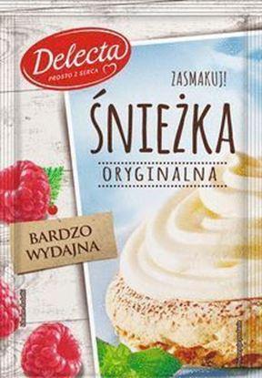 Picture of BITA SMIETANA SNIEZKA ORYGINALNA 51G DELECTA