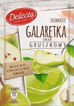 Picture of GALARETKA GRUSZKA 75G DELECTA