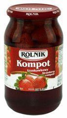 Picture of KOMPOT TRUSKAWKOWY 900ML ROLNIK