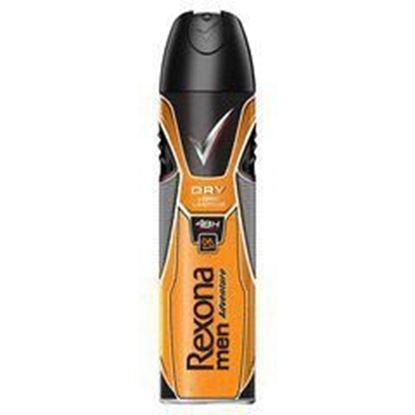 Picture of DEZODORANT SPRAY MEN ADVENTURE 150 ML REXONA