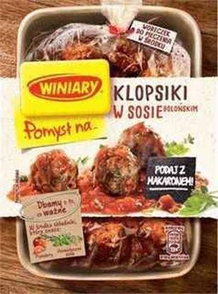 Picture of FIX WINIARY POMYSL NA KLOPSIKI W SOSIE PO BOLONSKU 37G