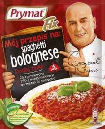 Picture of MOJ PRZEPIS NA SPAGHETTI BOLOGNESE 51G PRYMAT