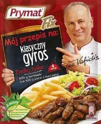 Picture of MOJ PRZEPIS NA KLASYCZNY GYROS 30G PRYMAT
