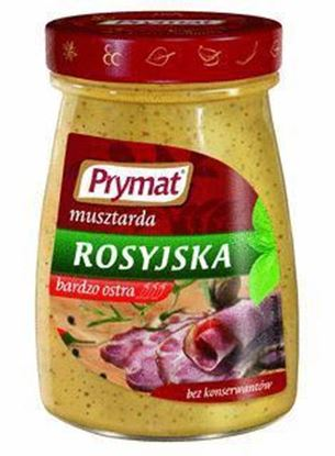 Picture of MUSZTARDA PRYMAT ROSYJSKA 180G