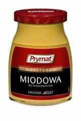 Picture of MUSZTARDA PRYMAT MIODOWA 185G