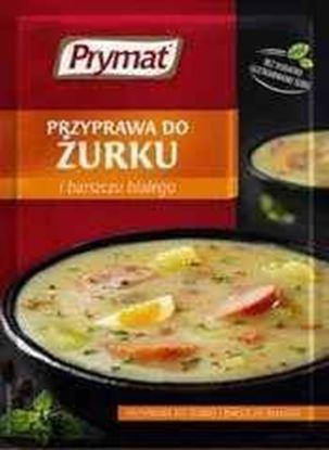 Picture of PRZYPRAWA DO ZURKU I BARSZCZU BIALEGO 25G PRYMAT