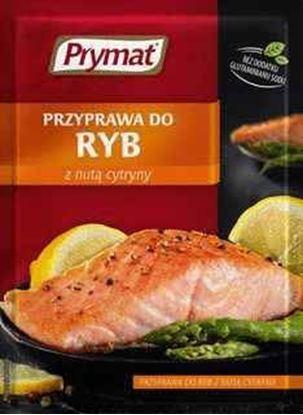 Picture of PRZYPRAWA DO RYB Z NUTA CYTRYNY 16G PRYMAT