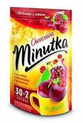 Picture of HERBATA MINUTKA EXP WISNIA ZURAW GRANAT (30+2)*2G MOKATE