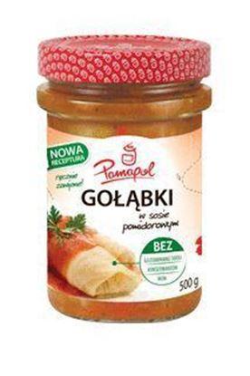 Picture of GOLABKI W SOSIE POMIDOROWYM 500G PAMAPOL