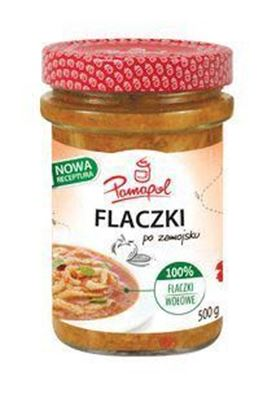 Picture of FLAKI PO ZAMOJSKU 500G PAMAPOL