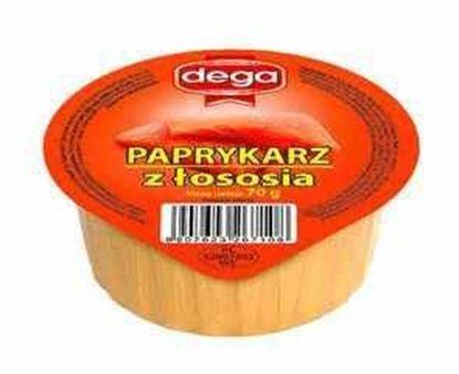 Picture of PAPRYKARZ Z LOSOSIA 250G DEGA
