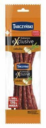 Picture of KABANOS EXCLUSIVE CEBULKA 120G TARCZYNSKI