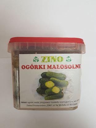 Picture of OGORKI MALOSOLNE - WIADERKO OK. 0,5KG