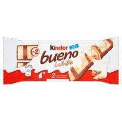 Picture of BATON KINDER BUENO WHITE 39G FERRERO