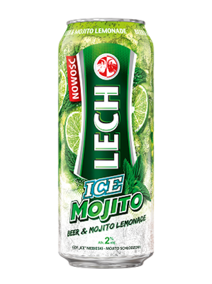 Picture of Lech ICE MOJITO PUSZKA 500ml