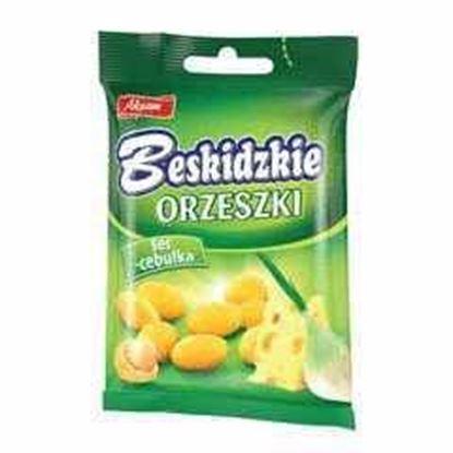 Picture of ORZESZKI BESKIDZKIE SER-CEBULA 70G AKSAM