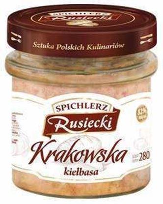 Picture of KIELBASA KRAKOWSKA 280G PAMAPOL RUSIECKI
