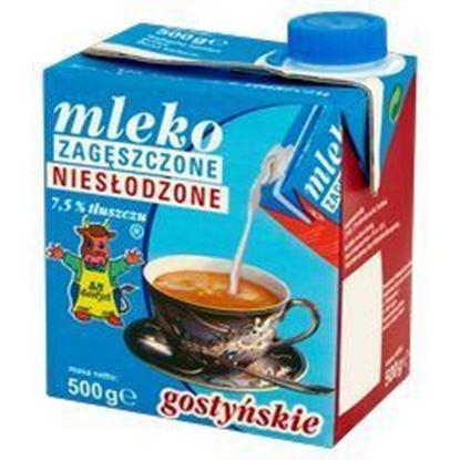Picture of MLEKO ZAGESZCZONE NIESLODZONE 7.5% KARTONIK GOSTYN