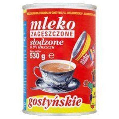 Picture of MLEKO ZAGESZCZONE SLODZONE 530G PUSZKA GOSTYN