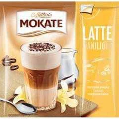 Picture of KAWA MOKATE  LATTE WANILIA 22G