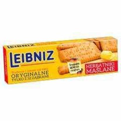 Picture of HERBATNIKI LEIBNIZ BUTTER 100G BAHLSEN