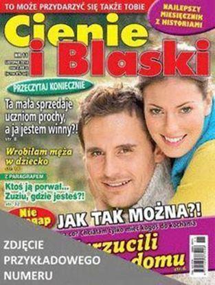 Picture of CIENIE I BLASKI MIESIECZNIK - starsze wydanie