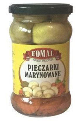 Picture of PIECZARKI MARYNOWANE 320ML EDMAL