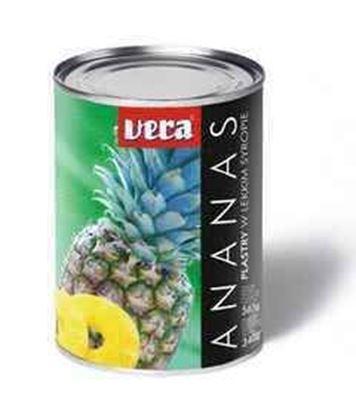 Picture of ANANASY VERA PLASTRY 565G
