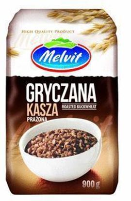 Picture of KASZA GRYCZANA PRAZONA 900G MELVIT