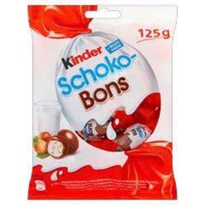 Picture of KINDER SCHOKO BONS 125G FERRERO
