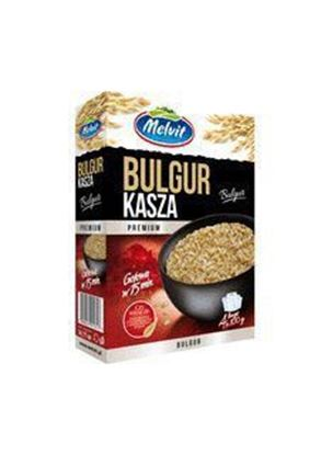 Picture of KASZA BULGUR 4*100G MELVIT