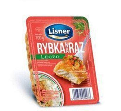 Picture of RYBKA NA RAZ LECZO 100G LISNER