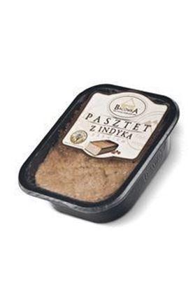 Picture of PASZTET Z INDYKA OK 0.35kg BACOWKA