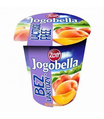 Picture of Jogurt Jogobella BEZ LAKTOZY Brzoskwinia 150G Zott