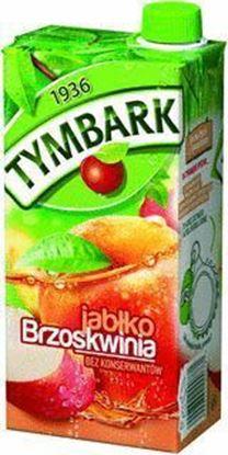 Picture of NAPOJ TYMBARK 1L JABLK-BRZOSK KART MASPEX