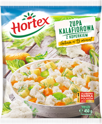 Picture of HORTEX Zupa kalafiorowa (450g)