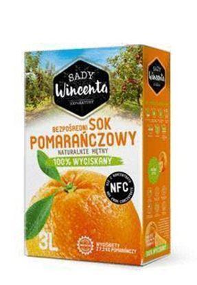 Picture of SOK POMARANCZOWY NFC 3L SADY WINCENTA