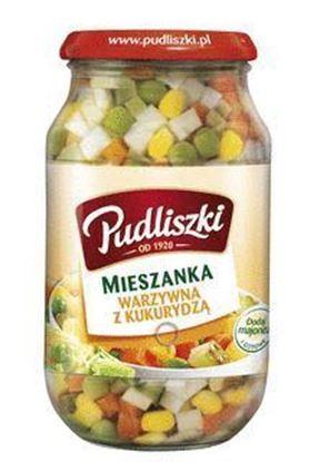 Picture of MIESZANKA WARZYWNA Z KUKURYDZA 450G PUDLISZKI
