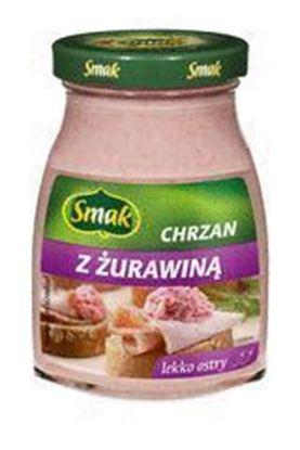 Picture of CHRZAN ZURAWINOWY LEKKO OSTRY 175G SMAK