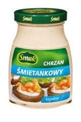 Picture of CHRZAN SMIETANKOWY DELIKATNY 175G SMAK