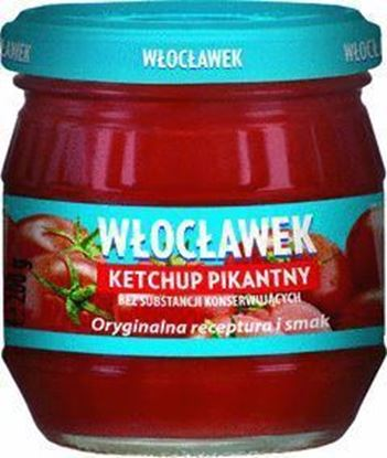 Picture of KETCHUP PIKANTNY 200G SLOIK WLOCLAWEK