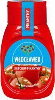 Picture of KETCHUP PIKANTNY 250G PET WLOCLAWEK