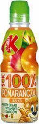 Picture of SOK KUBUS 100% 300ML POMARANCZA-JABLKO MASPEX