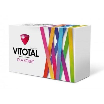 Picture of Vitotal dla kobiet, 30 tabletek