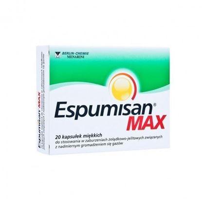 Picture of Espumisan MAX, 20 kapsułek