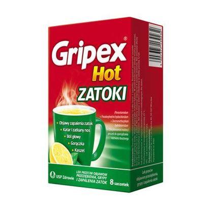 Picture of Gripex Hot ZATOKI, 8 saszetek