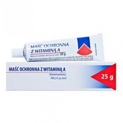 Picture of Maść ochronna z witamina A, 25g
