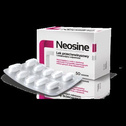 Picture of Neosine, 500mg, 20 tabletek